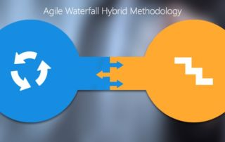 agile waterfall hybrid