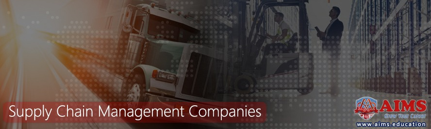 supply chain management companies